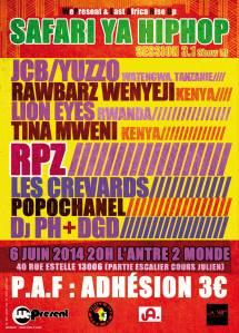 Safari ya Hip-Hop session 3.1