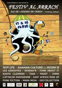 Festiv'al Arrach 2016