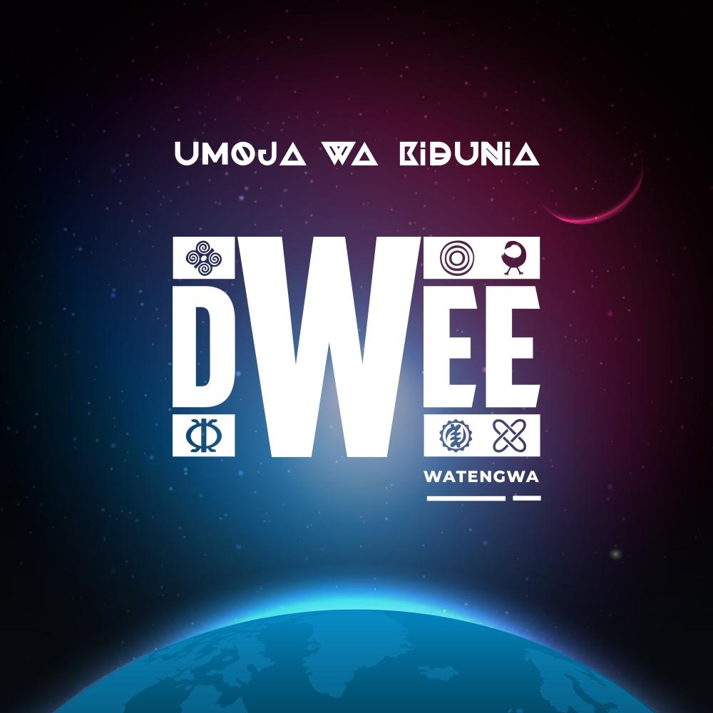 Umoja wa Kidunia album cover